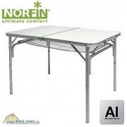Купить Стол складной для рыбалки Norfin GAULA-M NF алюминиевый 90x60
