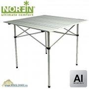 Купить Стол складной для рыбалки Norfin GLOMMA-S NF алюминиевый 70x70