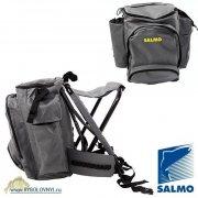 Купить Стул-рюкзак Salmo Back Pack карманом на молнии