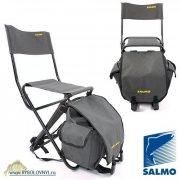 Купить Стул-рюкзак Salmo Back Pack с карманами