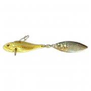 Купить Тейлспиннер Kosadaka Barracuda (12 г) GOLD