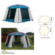 Купить Тент-шатер Canadian Camper Summer House (цвет Royal)