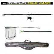 Купить Удилище карповое комплект Salmo Taifun Tele Carp Combo