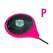 Купить Удочка зимняя Bravo fishing RBUZ розовая