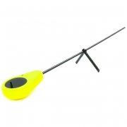 Купить Удочка зимняя Bravo fishing SK желтый