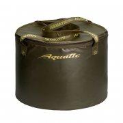Купить Ведро Aquatic В-07 для замешивания корма (герметичное, с крышкой) Хаки
