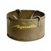 Купить Ведро для прикормки Aquatic В-01 (малое), цв.Хаки