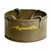 Купить Ведро для прикормки Aquatic В-02 (Большое), цв.Хаки