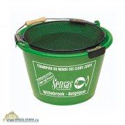 Купить Ведро для прикормки Sensas BUCKET 17 литров