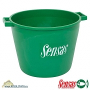 Купить Ведро для прикормки Sensas POWER BUCKET 25 литров