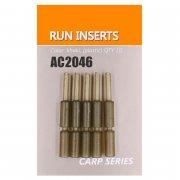 Купить Втулка пластиковая Orange Carp AC2046 Run inserts для скользящего монтажа (10шт)