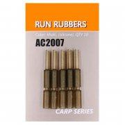 Купить Втулка силиконовая Orange Carp AC2007 Run rubbers для скользящего монтажа (10шт) 1