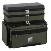 Купить Ящик-сумка-рюкзак рыболовный зимний Формула рыбалки 3-х ярусный H-3LUX