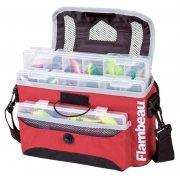Купить Ящик-сумка Flambeau 3501ST Tackle System Kwikdraw