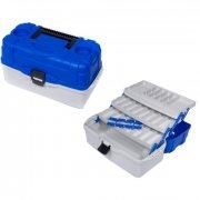 Купить Ящик рыболовный пластиковый Salmo 3х-уровневый 45х22.5х24 см