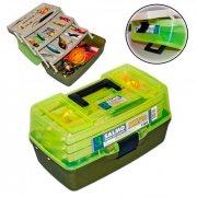 Купить Ящик рыболовный Salmo 3-х полочный