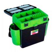 Купить Ящик рыболовный зимний Helios FishBox 19л зеленый