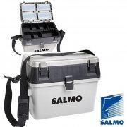 Купить Ящик рыболовный зимний Salmo 2070 пластиковый