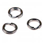 Купить Заводные кольца Akkoi Snap SR01 sz 4# (4кг,20шт.)