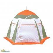 Купить Зимняя рыболовная палатка Митек Нельма-3 ЛЮКС