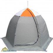 Купить Зимняя рыболовная палатка Митек Омуль-3 люкс